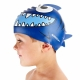 Junior Seasquad Character Badekappe in Blau von Speedo