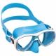 Marea Cressi Tauchbrille Zweiglasmaske Blau
