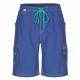 Hotham Herren Boardshort Strand und Freizeithose in Blau von Regatta Gr. 48-50