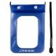 Cressi Wasserdichte Tasche für Handys Smartphones Blau