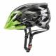 i-vo c Fahrradhelm für Einsteiger Dark Silver Green Uvex Gr. 52-57 cm
