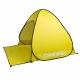 Wurfzelt Strandmuschel Beach Tent Cressi Gelb