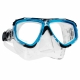 Zoom Zweiglasmaske Taucherbrille Scubapro Aqua-Transparent