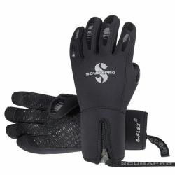G-Flex 5mm Tauchhandschuhe mit Zip von Scubapro