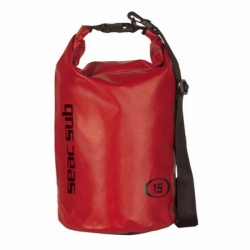 Dry Bag 15 Liter Trockentasche Seac Sub