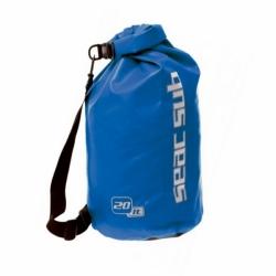 Dry Bag 20 Liter Trockentasche in Blau von Seac Sub