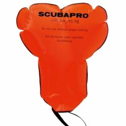 Hebesack bis 25 kg mit Entlüftungsventil von Scubapro