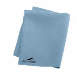 Sport Handtuch aus Microfaser 60x40 in Blau von Fashy