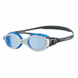Futura Biofuse Flexiseal Schwimmbrille Weiß Blau Speedo