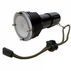 Riff Videolampe D32 LED weiss/rot umschaltbar