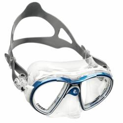 Air Crystal Taucherbrille mit hydrodynamischen Profil Cressi