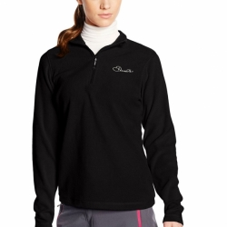 Freeze Dry II Damen Fleece Pullover in Schwarz von Dare 2b