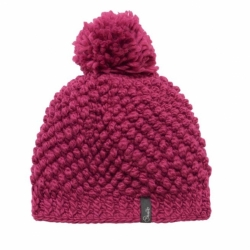 Damen Skimüzte Berry Pink Bommelmütze Dare 2b