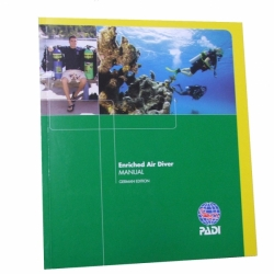 Padi Nitrox Manual Enriched Air Diver