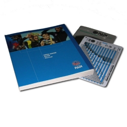 PADI OWD Manual Open Water Diver RDP