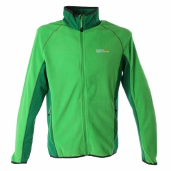 Herren Outdoor Fleece Jacke Ashton in Highland Green von Regatta