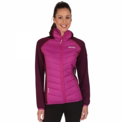 Damenjacke Andreson II Funktionsjacke in Purple von Regatta