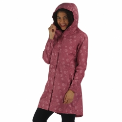Isolite Parka Damen Regenjacke Rose Regatta
