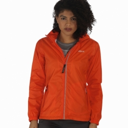 Corinne III Damen Regenjacke Regatta Outdoor Pumpkin UK 18 DE 44