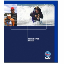 PADI Rescue Manual Rescue DIVER