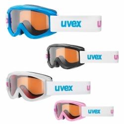 Uvex Kinder Skibrille Snowy mit supravision Technologie