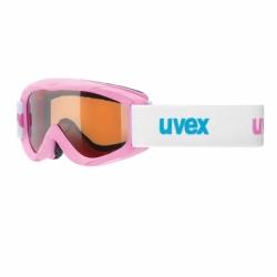 Uvex Kinder Skibrille Snowy mit supravision Technologie in Pink