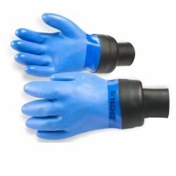 Prodi Trockenhandschuhe mit Latex Flaschenhalsmanschette Si Tech