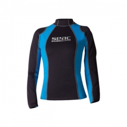 Damen Warm Guard Long Rash Guard von Seac Sub