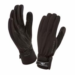 Sealskin All Seasons Handschuhe wasserdicht und atmungsaktiv in Schwarz