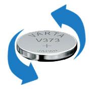 Batteriewechsel Suunto D9 Tauchcomputer
