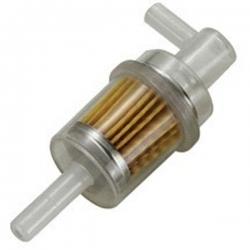 Benzinfilter Trennfilter Kraftstofffilter rechtwinklig bis 2.000 cm³ für Schlauch 6-8 mm