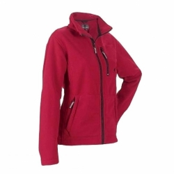 Cherokee Outdoor Damen Fleece Jacke von Wolf Camper