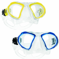 Child 2  Zweiglas Kindertaucherbrille Subgear