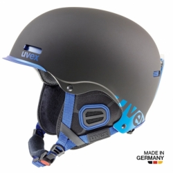 Uvex Skihelm HLMT 5 Core in Black Cobalt Matt