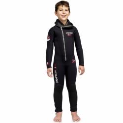 Diver Junior 5mm Kinder Tauchanzug mit Kopfhaube Cressi