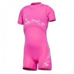 Dolphin Floaty Kinderschwimmanzug Pink 1mm Bare