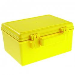 Dry Box 215x150x110mm Scubapro Gelb