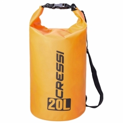 Dry Bag Trockentasche Orange Cressi 10-20 Liter