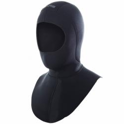 Elastek Cold Water Hood Black 7mm Kopfhaube Bare