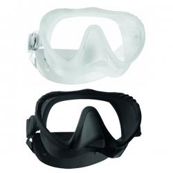 Ghost Einglasmaske von Scubapro mit Ultra Clear Gläsern