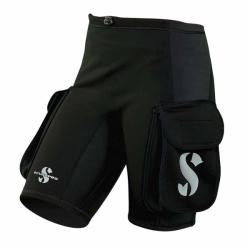 Hybrid Cargo Shorts 1mm Damen Neoprenshorts Scubapro