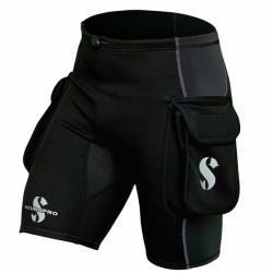 Hybrid Cargo Shorts 1mm Herren Neoprenshorts Scubapro