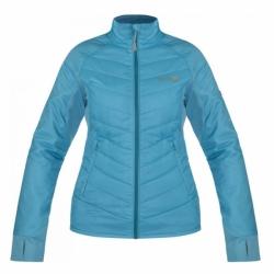 Damen Outdoor Jacke Ignis Hybrid wasseraberisend in Blau von Regatta