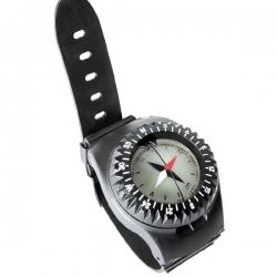 Präzisions Kompass im Armband von Subgear