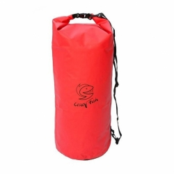 Mariner Trockentasche 40 Liter Crazy Fish in Rot
