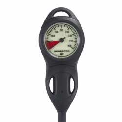 Manometer Mini Finimeter 0-400 bar Scubapro