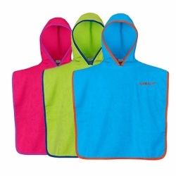 Kinder Badetuch Poncho Bademantel Speedo