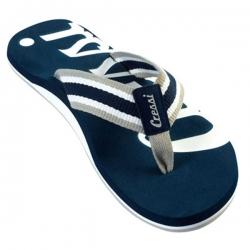 Cressi Flip Flop Zehentrenner Portofino Blau