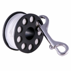 Taucherleine Finger Spool 30 Meter Hollis