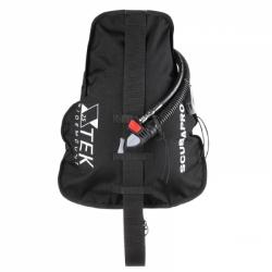 12 Liter (25Lbs) Scubapro Sidemount Blase für Rückentrage Sidemount